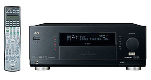 Audio Video Control Receiver - RX-DP20VBK - Introduction