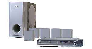 Home Theater - TH-A35 - Introduction