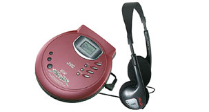 Personal CD Players - XL-PG39 (RED) - Introduction