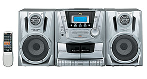 Boom Boxes - PC-X270 - Features