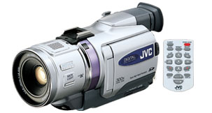 DV Series Mini DV Camcorder - GR-DV500US - Introduction