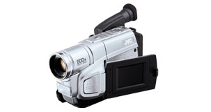 Compact S-VHS Camcorder - GR-SXM250US - Introduction