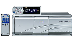 12 Disc CD/MP3 Changer with FM Mod - CH-X1500RF - Introduction