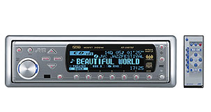 Receivers - KD-SH9750 - Introduction