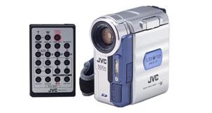 GR-DX Series Mini DV Camcorder - GR-DX300US - Introduction