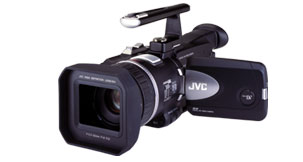 HDV Mini DV Camcorder - GR-HD1US - Specification