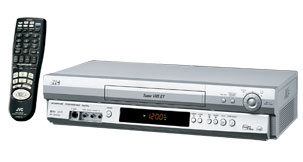 Hi Fi Stereo S-VHS VCR - HR-S5912U - Introduction