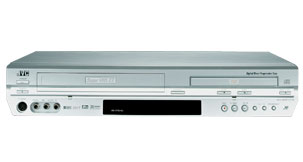 DVD/S-VHS Combination Deck - HR-XVS44U - Introduction