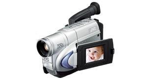 Compact S-VHS Camcorder - GR-SXM260US - Introduction