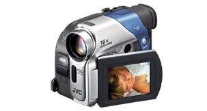 Compact Series Mini DV Camcorder - GR-D33US - Introduction