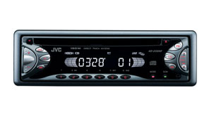 CD Receiver - KD-S5050 - Introduction