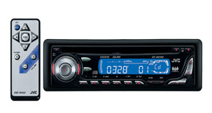 CD Receiver - KD-AR200 - Introduction