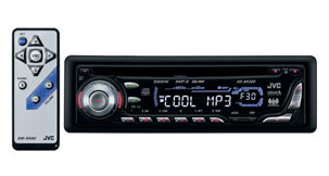 Changer Control CD/MP3 Receiver - KD-AR300 - Introduction