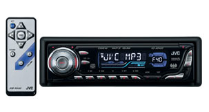 Changer Control CD/MP3 Receiver - KD-AR400 - Introduction