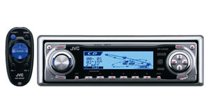 Changer Control CD/MP3 Receiver - KD-LH300 - Introduction