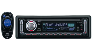 Changer Control CD/MP3/WMA Receiver - KD-AR800 - Introduction