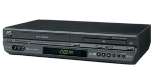 DVD/Hi-Fi VHS VCR Combination - HR-XVC26U - Introduction