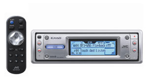 Changer Control CD/MP3 Receiver - KD-LHX500 - Introduction
