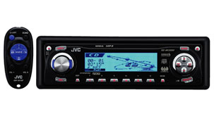 Changer Control CD/MP3 Receiver - KD-AR3000 - Introduction