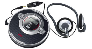 Portable Tuner CD Player - XL-PR3 - Introduction