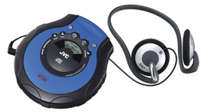 Portable CD Player - XL-PG300A - Introduction