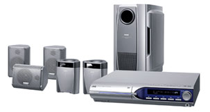 DVD Digital Theater System - TH-M505 - Introduction