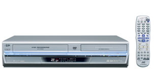 DVD Recorder/Hi-Fi VHS Combination - DR-MV1S - Introduction