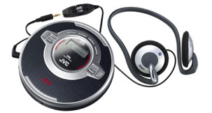 Portable Tuner CD Player - XL-PR2B - Introduction