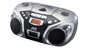 CD Portable System - RC-EX20S - Introduction