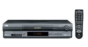 S-VHS HiFi VCR - HR-S3902U - Introduction