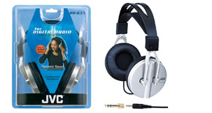 Full Size Headphone - HA-G33 - Features