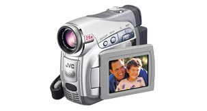 Compact Series Mini DV Camcorder - GR-D250US - Introduction