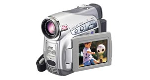 Compact Series Mini DV Camcorder - GR-D270US - Introduction