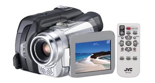 Ultra-Compact Mini DV Camcorder - GR-DF550US - Introduction