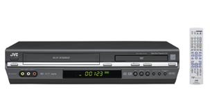 DVD/Hi-Fi VHS VCR Combination - HR-XVC28B - Introduction