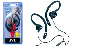 Ear Clip Headphone - HA-EB55VB - Introduction