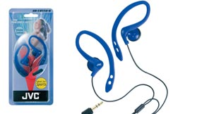 Ear Clip Headphones for Sports - HA-EB55VA - Introduction