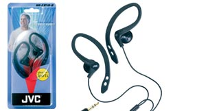 Ear Clip Headphones for Sports - HA-EB50B - Introduction