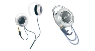 Ear Clip Headphone - HA-E200S - Introduction