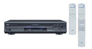 Audio/Video Control Receiver - RX-D302B - Introduction