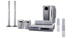 DVD Digital Theater System - TH-C5 - Specification