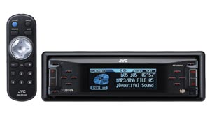 Changer Control CD Receiver - KD-AR860 - Introduction