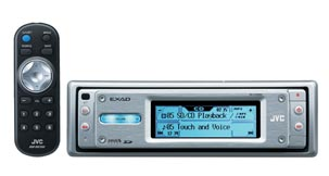 Changer Control CD Receiver with SD - KD-LHX550 - Introduction