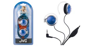 Ear Clip Headphone - HA-E130VA - Introduction