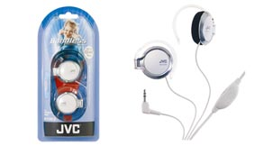 Ear Clip Headphone - HA-E130VW - Introduction