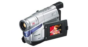 Compact VHS Camcorder - GR-AXM18 - Introduction