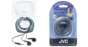 Ear Bud Headphone - HA-F10C - Introduction