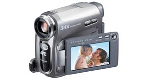 MiniDV Video Camera - GR-D750 - Specification