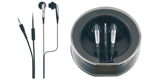 Ear Bud Headphones - HA-F75V - Specification