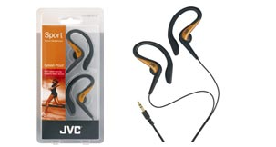 Sport Ear Clip Headphones - HA-EB70D - Features